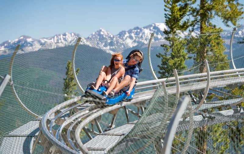 Epic Discovery Alpine Coaster